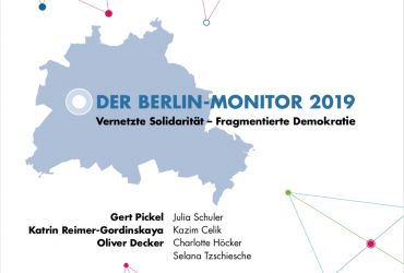 DER BERLIN-MONITOR 2019