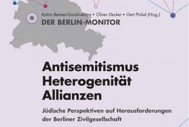 ANTISEMITISMUS – HETEROGENITÄT – ALLIANZEN